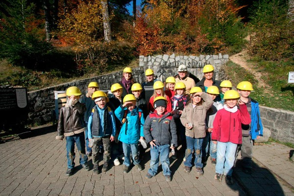 Viel Spaß hatten die Kinder beim Programm der Herbstferienbetreuung des Förderverein, Kinder, Jugend und Kultur.