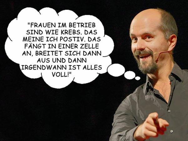 Stromberg - seine besten Sprüche.