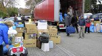 Polenhilfe-Initiative sucht dringend Lagerraum