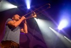 Fotos: La Brass Banda im Zpfle Club Freiburg