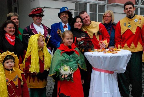 Hochzeit in Schopfheim.