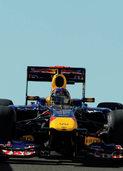 Vettel sorgt f�r einen Abflug
