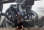 Fotos: Streetart in Athen spiegelt die Eurokrise