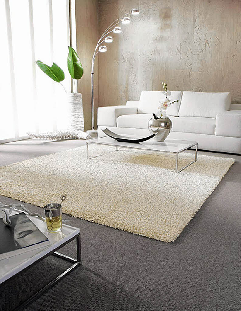 Auf dem Teppich bleiben  Haus & Garten  badischezeitungde