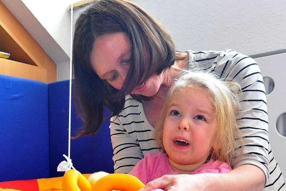 Die Janusz-Korczak-Schule betreut und fördert geistig behinderte Kinder und Jugendliche. (Foto: Michael Bamberger)
