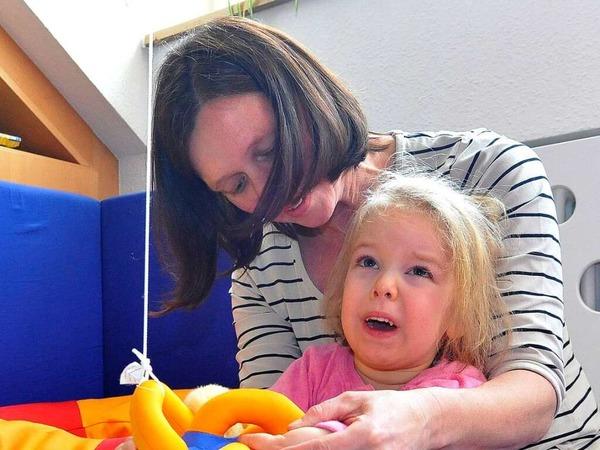 Die Janusz-Korczak-Schule betreut und fördert geistig behinderte Kinder und Jugendliche.