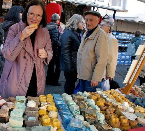 Impressionen vom Katharinenmarkt in Seelbach