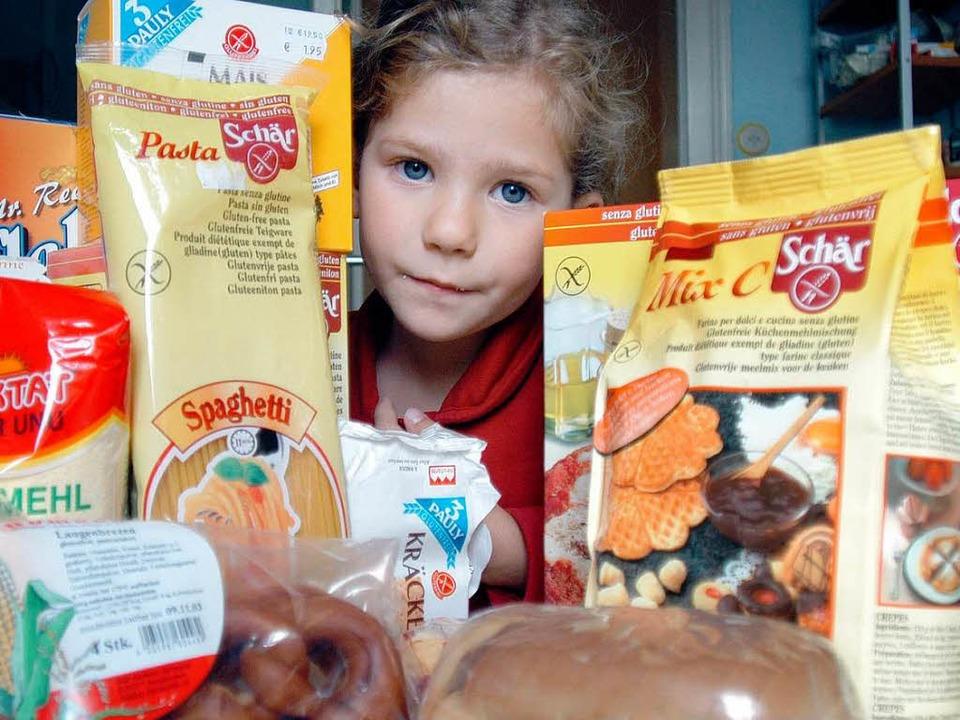 Wer an Zöliakie leider, muss sich von glutenfreie Produkten ernähren.  | Foto:  DPA Deutsche Presse-Agentur GmbH