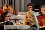 Fotos: 195 mal Edelmetall f�r junge Blasmusiker