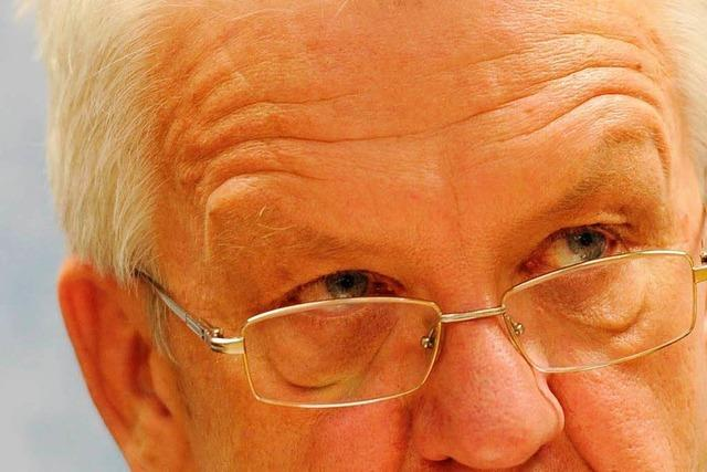 Grüne erhöhen Druck auf Bahn – CDU legt Hermann Rückzug nahe