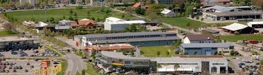 Wirtschaftsstandort M�llheim