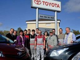 Topservice für Toyota