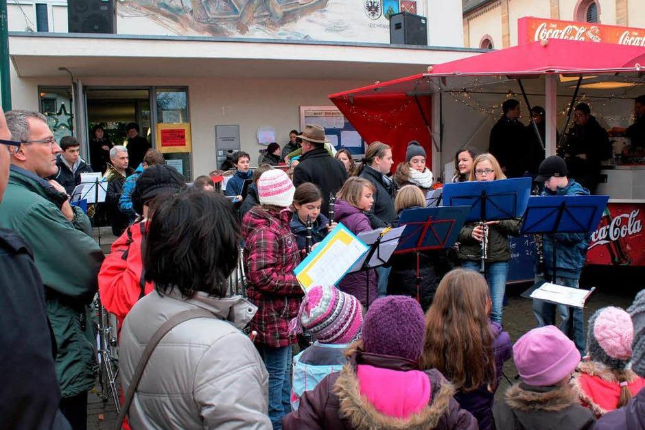 Impressionen vom Hartheimer Weihnachtsmarkt (Foto: Otmar Faller)