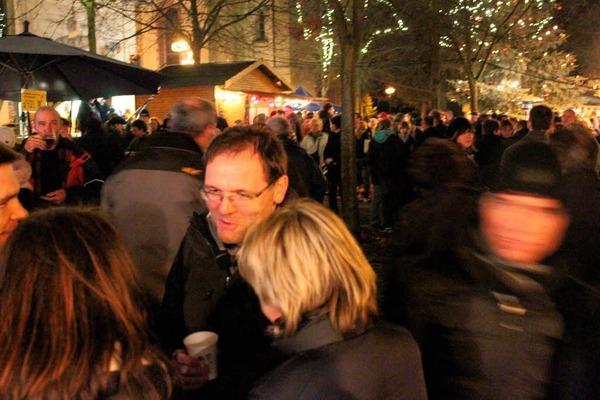 Impressionen vom Hartheimer Weihnachtsmarkt