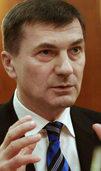 Regierungschefs aus Estland und Lettland sprechen �ber die Schuldenkrise