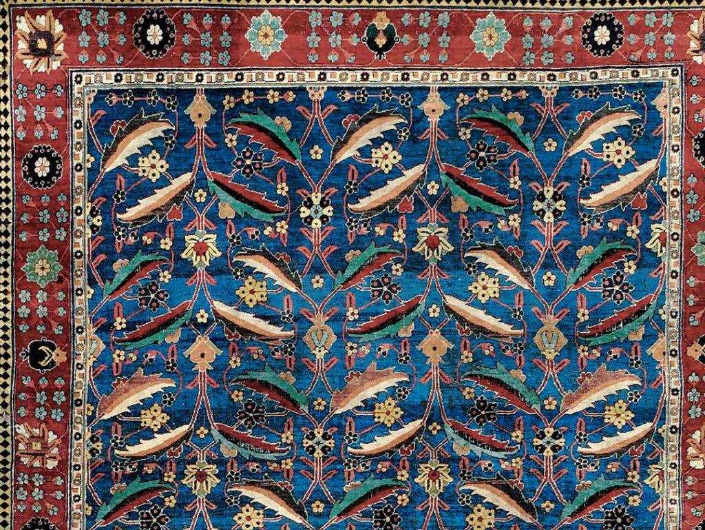 wertloser teppich bringt bei christie s 7 2 millionen euro panorama badische zeitung. Black Bedroom Furniture Sets. Home Design Ideas