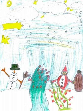 Von Justin, 11 Jahre aus der Ignaz-Heim Schule in Renchen