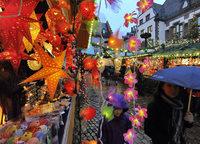 Weihnachtsmarkt zieht zufriedenstellende Bilanz