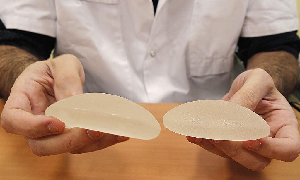 Brustimplantate 550cc Silikon