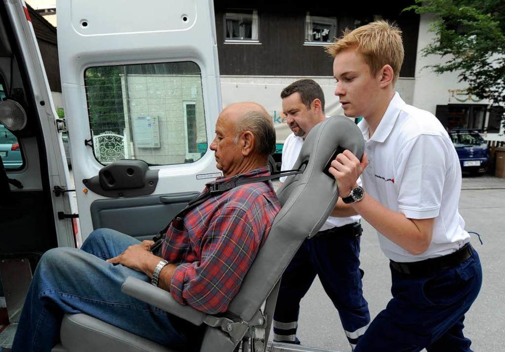 Der Bundesfreiwilligendienst ist im Südwesten besonders beliebt.  | Foto: dpa