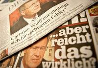 """""""Bild""""-Zeitung will Wulff-Nachricht ver�ffentlichen"""