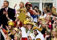 Bundespr�sident Christian Wulff: Heile Welt und neue Vorw�rfe