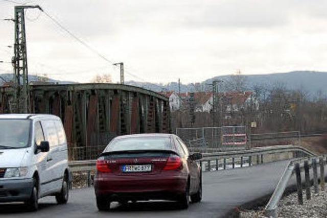 Haltingen: Infocenter der Bahn stößt auf reges Interesse