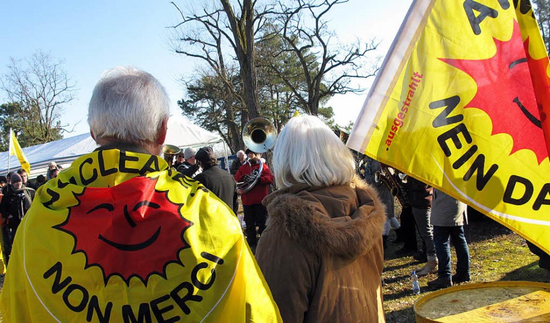 Atomkraft – nein Danke!   | Foto: Dorothee Philipp