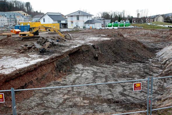 Sprit im boden wird jetzt beseitigt lahr badische zeitung for Boden 25 prozent