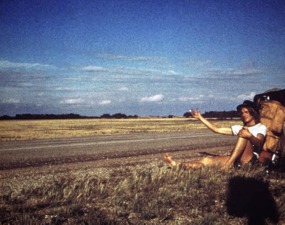 So begann vor 30 Jahren alles: Sepp He...and im Norden ließ ihn nicht mehr los.  | Foto: Privat