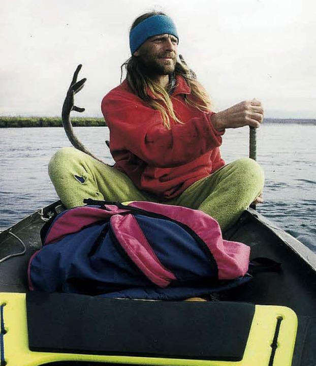 Sepp Herrmann, gebürtiger Unterharmers...in Alaska und ist dort ein Volksheld.   | Foto: privat