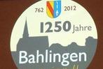 Fotos: Auftakt zur 1250-Jahr-Feier in Bahlingen