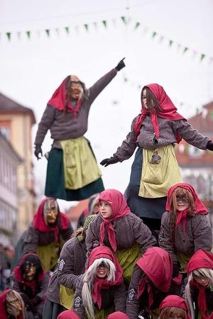 120 Gruppen oder 6500 Hästräger feiern in Herbolzheim