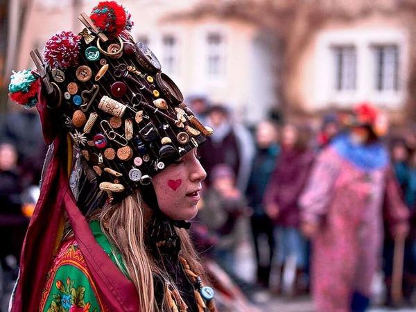 120 Gruppen oder 6500 H�str�ger feiern in Herbolzheim