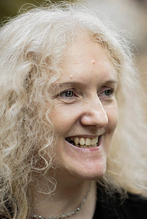 Frau Professor Dorothee Gutknecht  | Foto: Simon Hofmann
