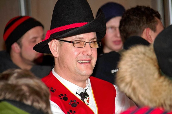 Klaus Müller aus Ühlingen