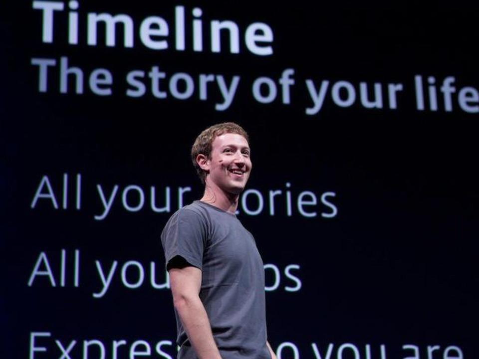 Facebook-Gründer und -CEO Mark Zuckerb...m gehören rund ein Viertel der Aktien.  | Foto: IDG