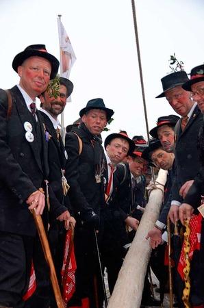 Fasnacht 2012 Bad S�ckingen 1. Fai�en