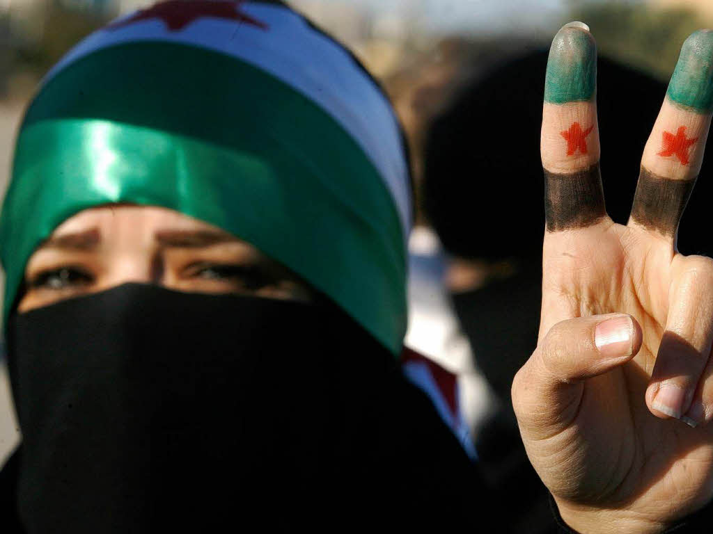 Syrien Wallpaper