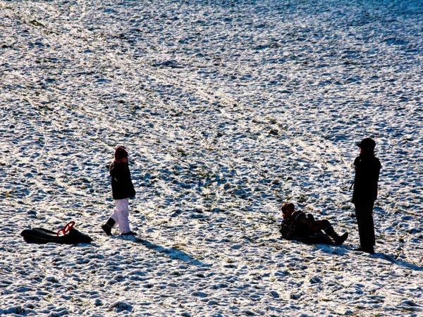 Winterfreuden im Münstertal