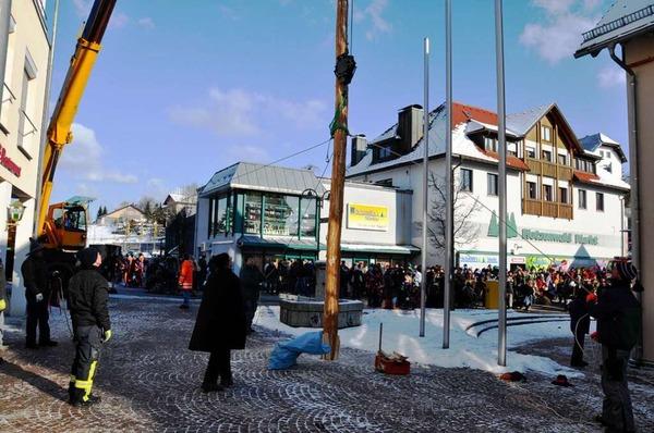 Impressionen vom Ställ-Fäscht Oben Er in Rickenbach