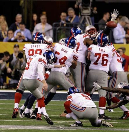 Sport und Show, Emotionen und Unterhaltung - der Super Bowl 2012.