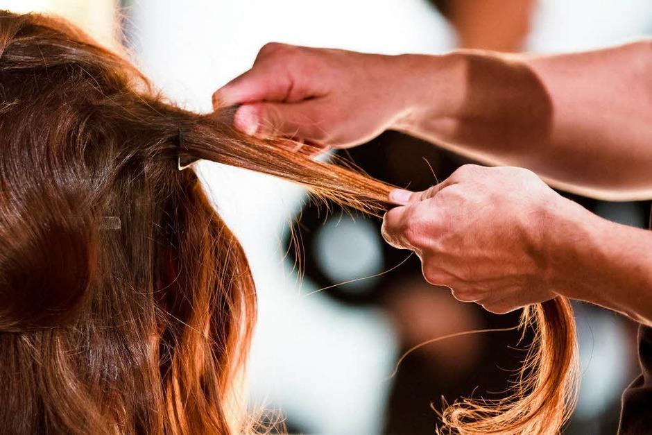 Perfektes Styling ist unerlässlich für die Wahl zur Miss Germany 2012. (Foto: Dominic Rock)