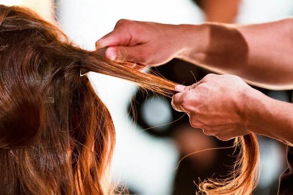 Perfektes Styling ist unerl�sslich f�r die Wahl zur Miss Germany 2012.