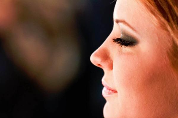 Perfektes Styling ist unerlässlich für die Wahl zur Miss Germany 2012.