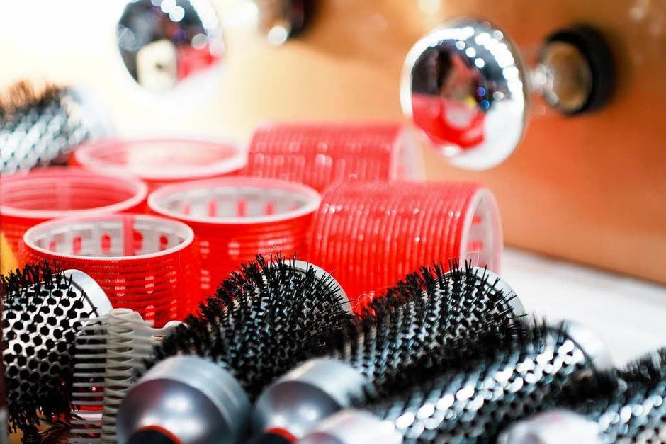 Unverzichtbare Hilfsmittel: Rundbürsten. (Foto: Dominic Rock)
