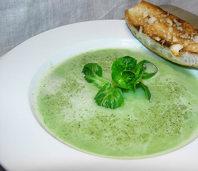 Ackersalat zum Löffeln