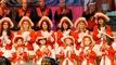 """Clubowe in Weisweil: Minigarde und """"große"""" Garde"""