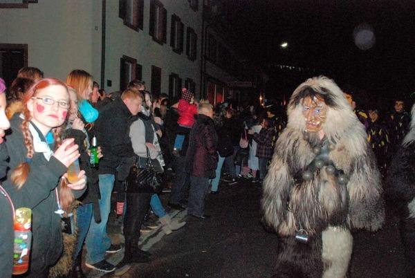 Eindrücke vom Nachtumzug in Maulburg