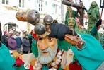 Fotos: Umz�ge in Sasbach und Riegel